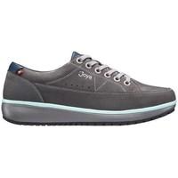 Shoes Women Low top trainers Joya VANCOUVER sneakers GRAY_BLUE
