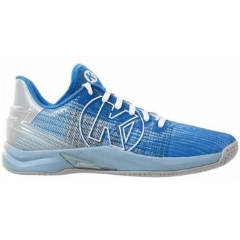 Shoes Women Multisport shoes Kempa Chaussures femme  Attack One 2.0 bleu/gris clair chiné