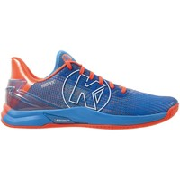 Shoes Men Multisport shoes Kempa Chaussures  Attack One 2.0 bleu/rouge fluo