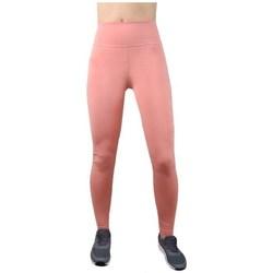 Clothing Women Leggings Nike Swoosh Pink