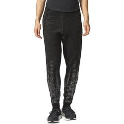 Clothing Women Tracksuit bottoms adidas Originals Zne Pulse Knit Pants Black