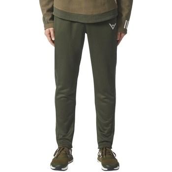 Clothing Men Tracksuit bottoms adidas Originals Originals White Mountaineering Track Green