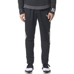 Clothing Men Tracksuit bottoms adidas Originals Originals White Mountaineering Track Black