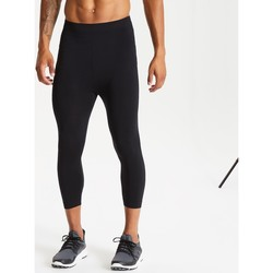 Clothing Men Leggings Dare 2b In The Zone Base Layer 3/4 Leggings Black Black