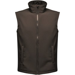 Clothing Men Jackets / Cardigans Professional ABLAZE Printable Bodywarmer Black