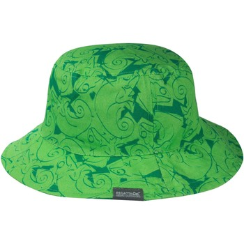 Clothes accessories Children Hats Regatta Kids' Cruze Hat II Green
