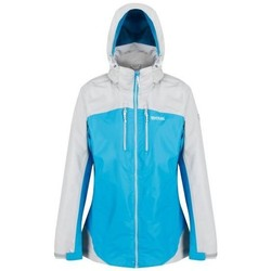 Clothing Women Jackets Regatta Women's Calderdale II Waterproof Shell Jacket Blue