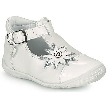 Shoes Girl Flat shoes GBB EFIRA White