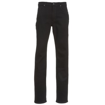 Clothing Men Straight jeans Lee BROOKLYN STRAIGHT Black