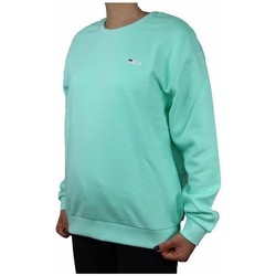 Clothing Women Sweaters Fila Women Effie Crew Sweat Green