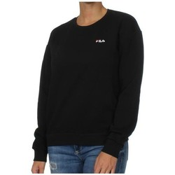 Clothing Women Sweaters Fila Women Effie Crew Sweat Black
