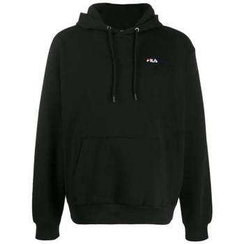 Clothing Men Sweaters Fila Edison Hoody Black
