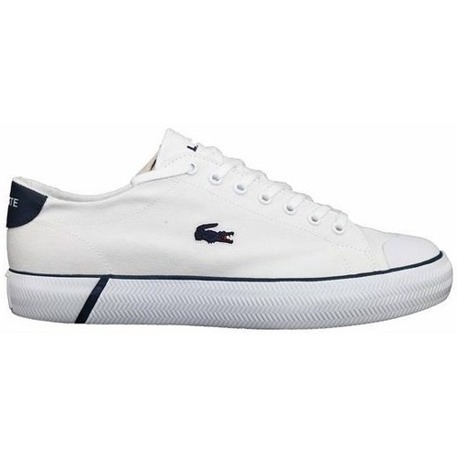 Shoes Men Low top trainers Lacoste Gripshot 120 2 Cma White