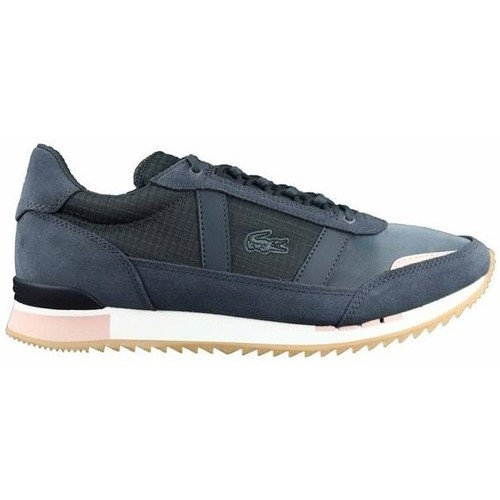 Shoes Men Low top trainers Lacoste Partner Retro 120 2 Sma Graphite