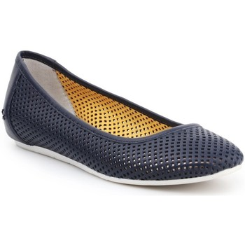 Shoes Women Derby Shoes & Brogues Lacoste Cessole Navy blue