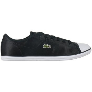 Shoes Women Low top trainers Lacoste Ziane Sneaker 118 2 Caw White, Black