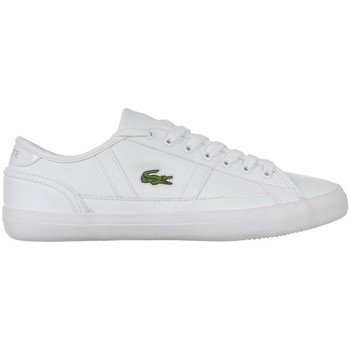 Shoes Men Low top trainers Lacoste Sideline 219 2 JD Cma White