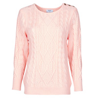 Clothing Women Jumpers Betty London NISTIK Pink