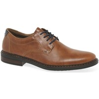 Shoes Men Derby Shoes Rieker Ealing Mens Formal Derby Lace Up Shoes brown