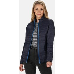 Clothing Women Coats Professional FIREDOWN Insulated Jacket Seal Grey Blue Blue