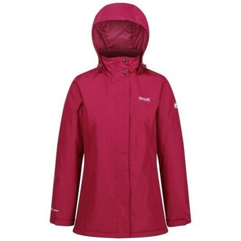 Clothing Women Parkas Regatta Blanchet II Waterproof Insulated Jacket Purple Purple