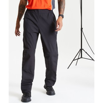 Clothing Men Trousers Dare 2b ADRIOT II Technical Overtrousers Black