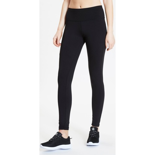 Clothing Women Trousers Dare 2b LEGITIMATE Tights Black