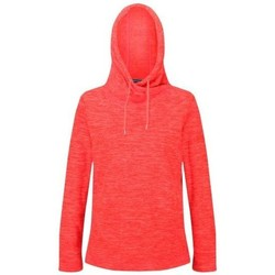Clothing Women Fleeces Regatta Women's Kizmit II Hooded Marl Fleece Orange