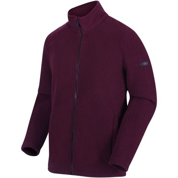 Clothing Men Fleeces Regatta Garrian Full Zip Heavyweight Fleece Red Red