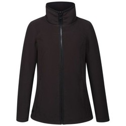Clothing Women Fleeces Regatta Fayona Full Zip Fleece Black Black