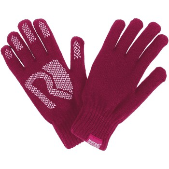 Clothes accessories Women Gloves Regatta Women's Rushley Grip Gloves Red