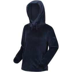 Clothing Children Fleeces Regatta Kids' Kacie Hooded Fleece Blue