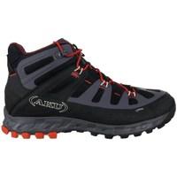 Shoes Men Walking shoes Aku Selvatica Mid Gtx Graphite,Black