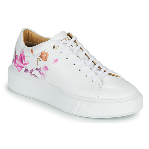 Shoes Women Low top trainers Ted Baker PIIXIER White