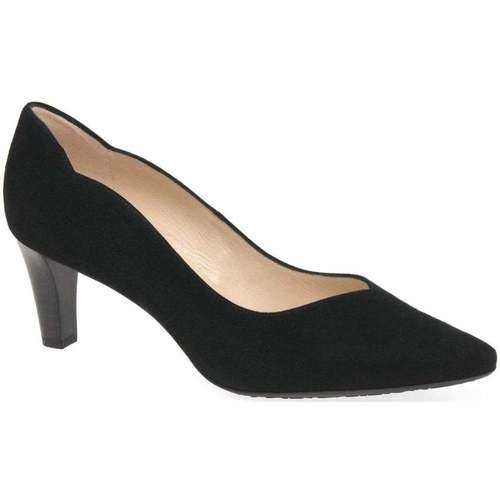 Shoes Women Heels Peter Kaiser Malin Womens Court Shoes black