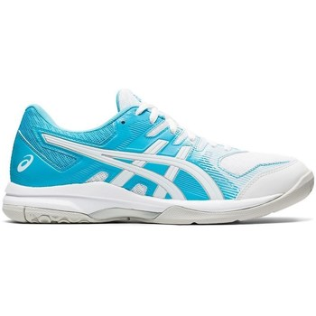 Shoes Women Multisport shoes Asics Gel Rocket 9 White, Blue