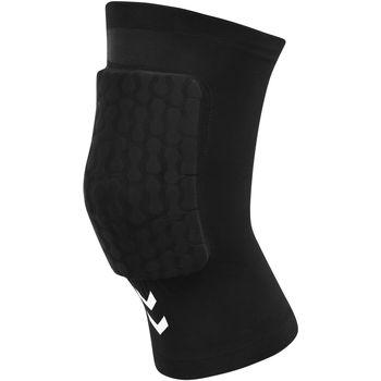 Shoe accessories Sports accessories Hummel Genouillère de compression court noir/blanc