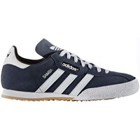Shoes Men Low top trainers adidas Originals Samba Super Suede blue