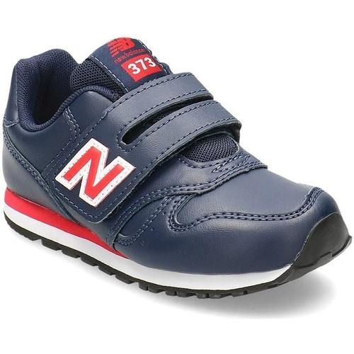 Shoes Boy Low top trainers New Balance 373 Navy blue