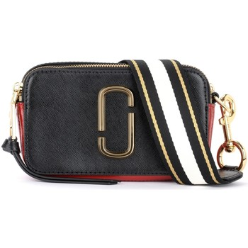 Bags Shoulder bags Marc by Marc Jacobs The  Snapshot black and red shoulder bag Black