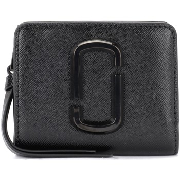 Bags Women Wallets Marc by Marc Jacobs The  wallet DTM Mini Compact model in black Black