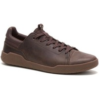 Shoes Men Low top trainers Caterpillar Hex Base Brown