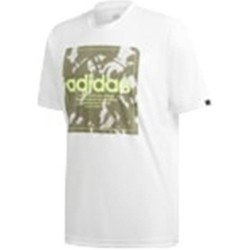 Clothing Men Short-sleeved t-shirts adidas Originals M Camo BX T Olive,White