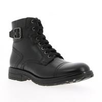 Shoes Men Mid boots André ROCKY Black