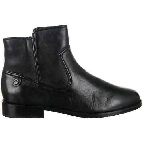 Shoes Women Ankle boots Lacoste Rosolinn Black