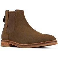 Shoes Men Mid boots Clarks Clarkdale Gobi Brown