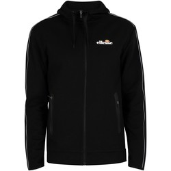 Clothing Men Sweaters Ellesse Ornari Zip Hoodie black
