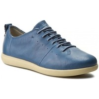 Shoes Women Low top trainers Geox New DO Blue
