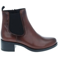 Shoes Women Ankle boots Luis Gonzalo Botines Chelsea Casual para Mujer de  5117M brown