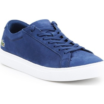 Shoes Men Low top trainers Lacoste 7-31CAM0138120 navy